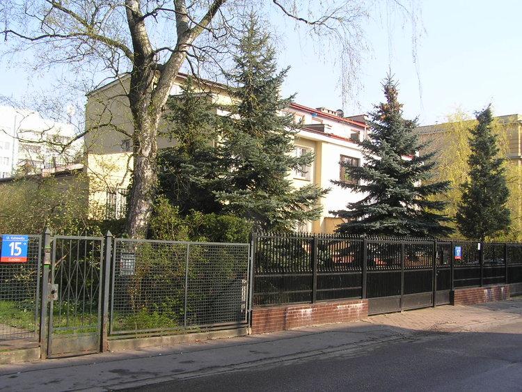 Kutnowska 17 wWarszawie