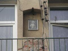 Kapliczka przy Łochowskiej 13 wWarszawie