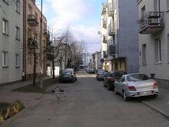 Ulica Lubartowska wWarszawie