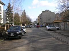 Ulica Lubiniecka wWarszawie