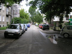Ulica Lubomira wWarszawie