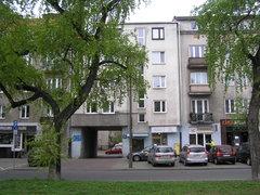 Międzyborska 115A wWarszawie