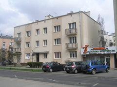 Międzyborska 98/100 wWarszawie
