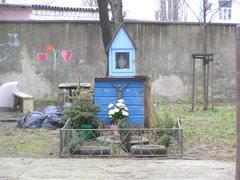 Kapliczka przy Mińskiej 7
