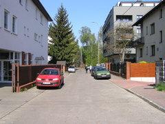 Ulica Morgowa wWarszawie
