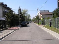 Ulica Murmańska wWarszawie