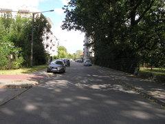 Ulica Nizinna wWarszawie