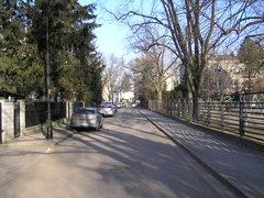 Ulica Nobla wWarszawie