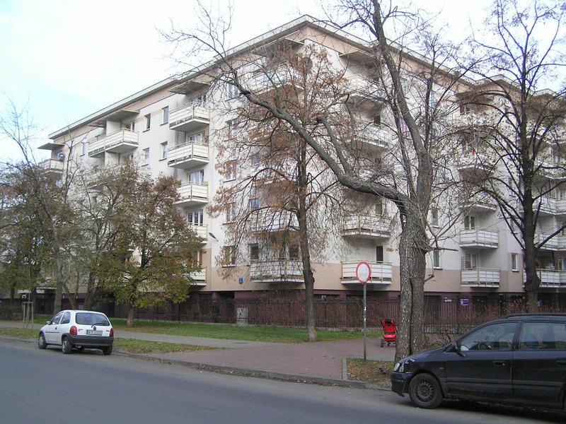 Namysłowska 2a - Osiedle Planty