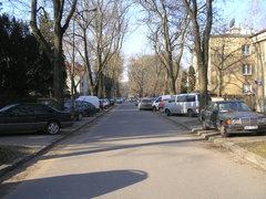 Ulica Obrońców wWarszawie