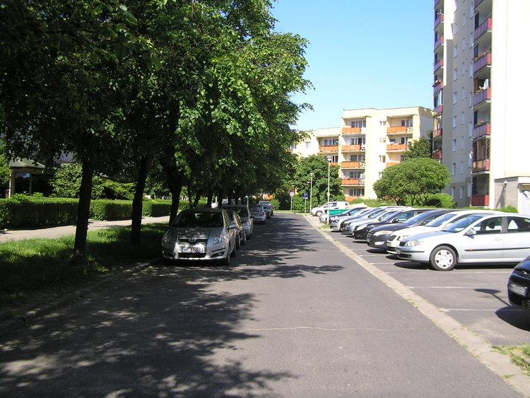 Ulica gen. Leopolda Okulickiego
