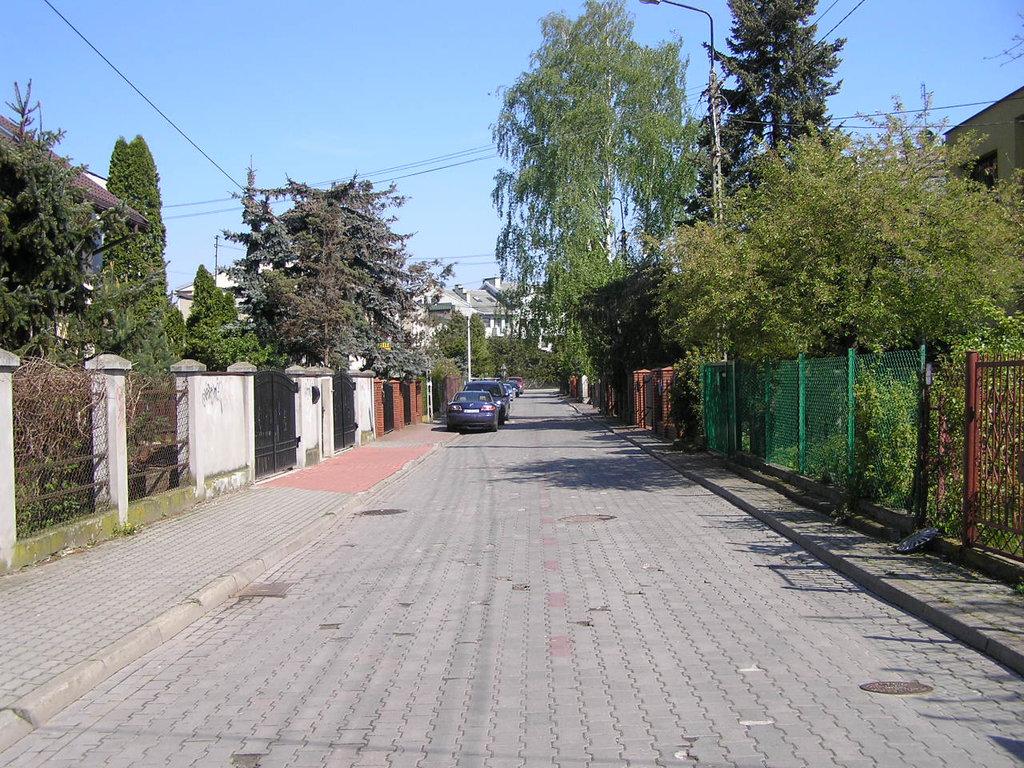 Ulica Osada Ojców wWarszawie