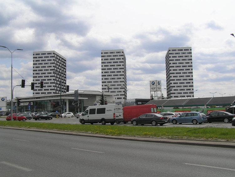 Osiedle Korona Pragi wWarszawie