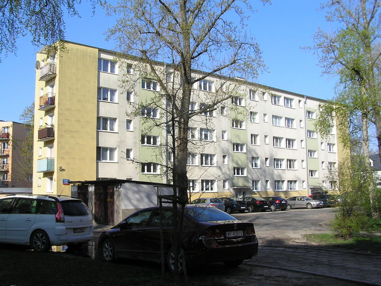 Ostrobramska 118A wWarszawie