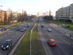 Ulica Ostrobramska wWarszawie