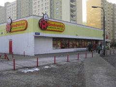 Witolińska 7 - sklep Biedronka
