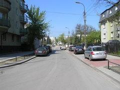 Ulica Pabianicka wWarszawie