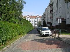 Ulica Świętego Patryka wWarszawie