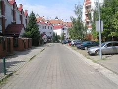 Ulica Pisarka wWarszawie