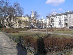 Plac 1831 Roku wWarszawie