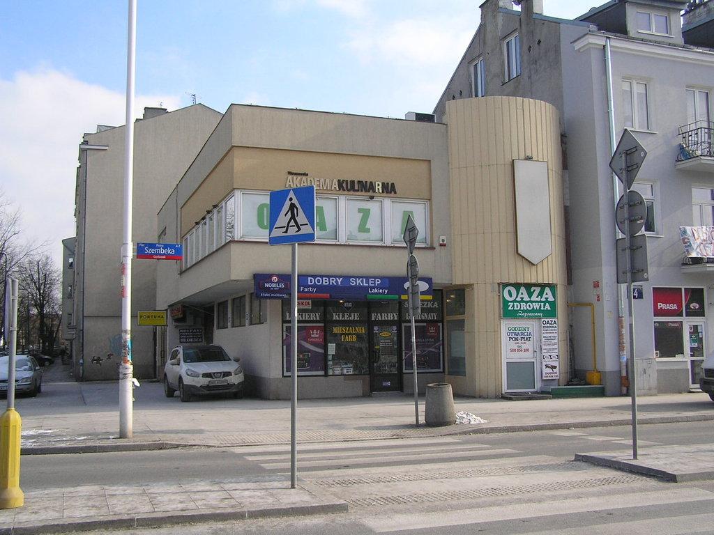 Plac Szembeka 4A wWarszawie