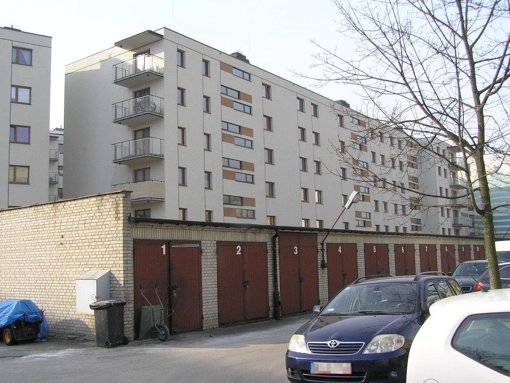 Podskarbińska 21A wWarszawie