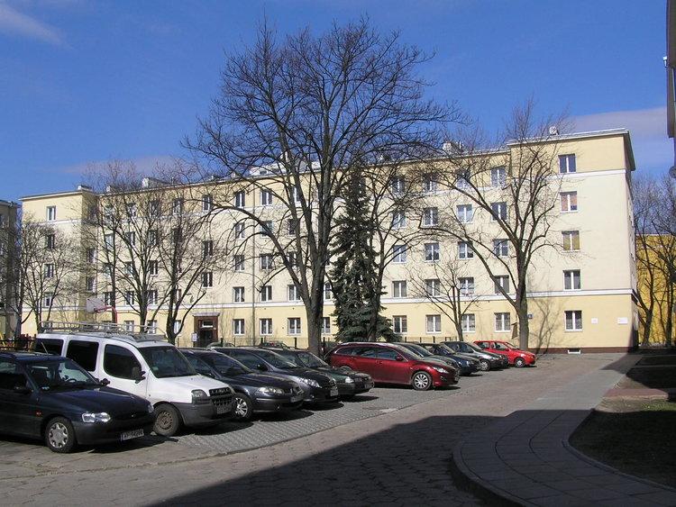 Podskarbińska 10A wWarszawie