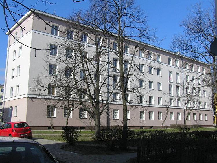 Podskarbińska 10B wWarszawie