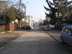 Ulica Pokrzywnicka wWarszawie