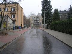 Ulica Pokucka wWarszawie