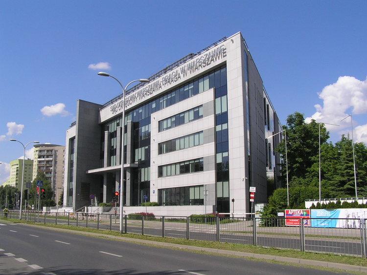 Poligonowa 3 - Sąd Warszawa Praga
