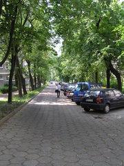 Ulica Żołnierzy 1 Praskiego Pułku WP wWarszawie