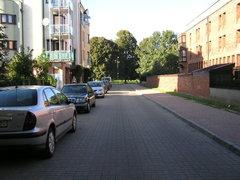 Ulica Flazińskiego wWarszawie