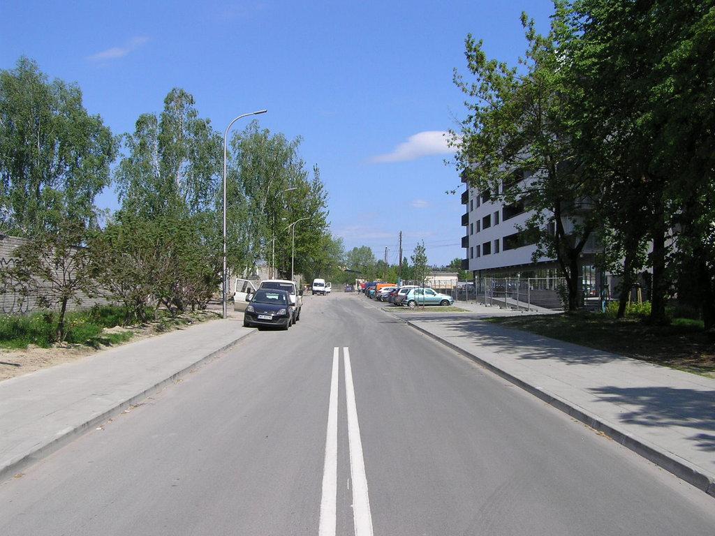 Ulica Przeworska wWarszawie