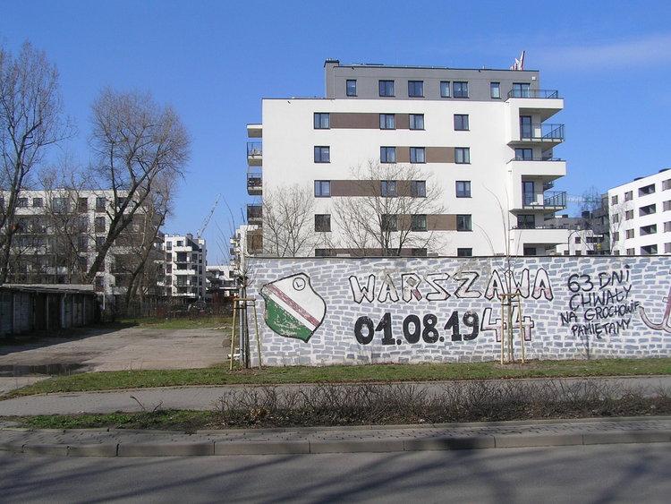 Osiedle Mieszko wWarszawie