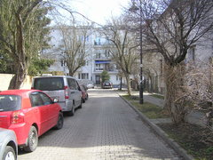 Ulica Radziłowska wWarszawie