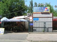 Radzymińska 6 - Bazar Szmulki na Pradze