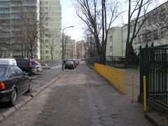 Ulica Ramowa wWarszawie