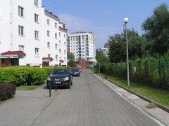 Ulica Rychtera wWarszawie