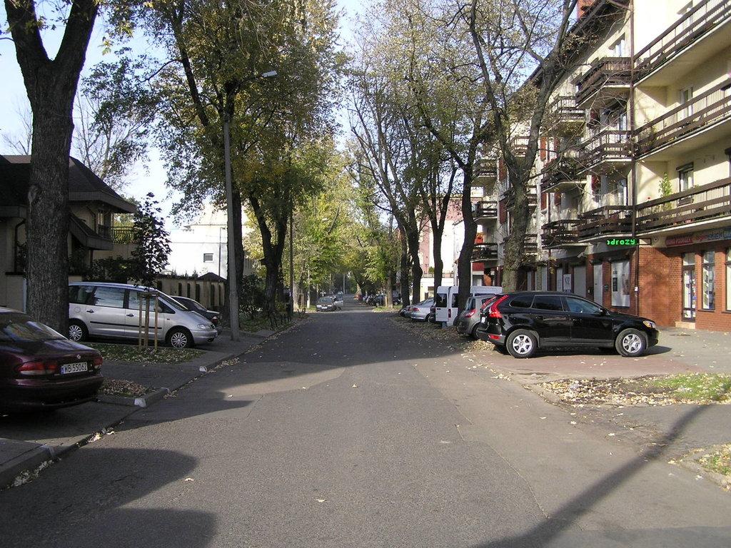 Ulica Serocka wWarszawie