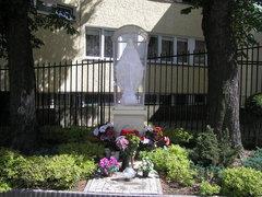 Skaryszewska 12 - kapliczka