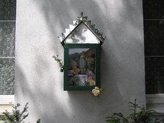 Skaryszewska 2 - kapliczka