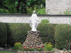 Skaryszewska 9 - kapliczka