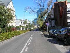 Ulica Spalinowa wWarszawie