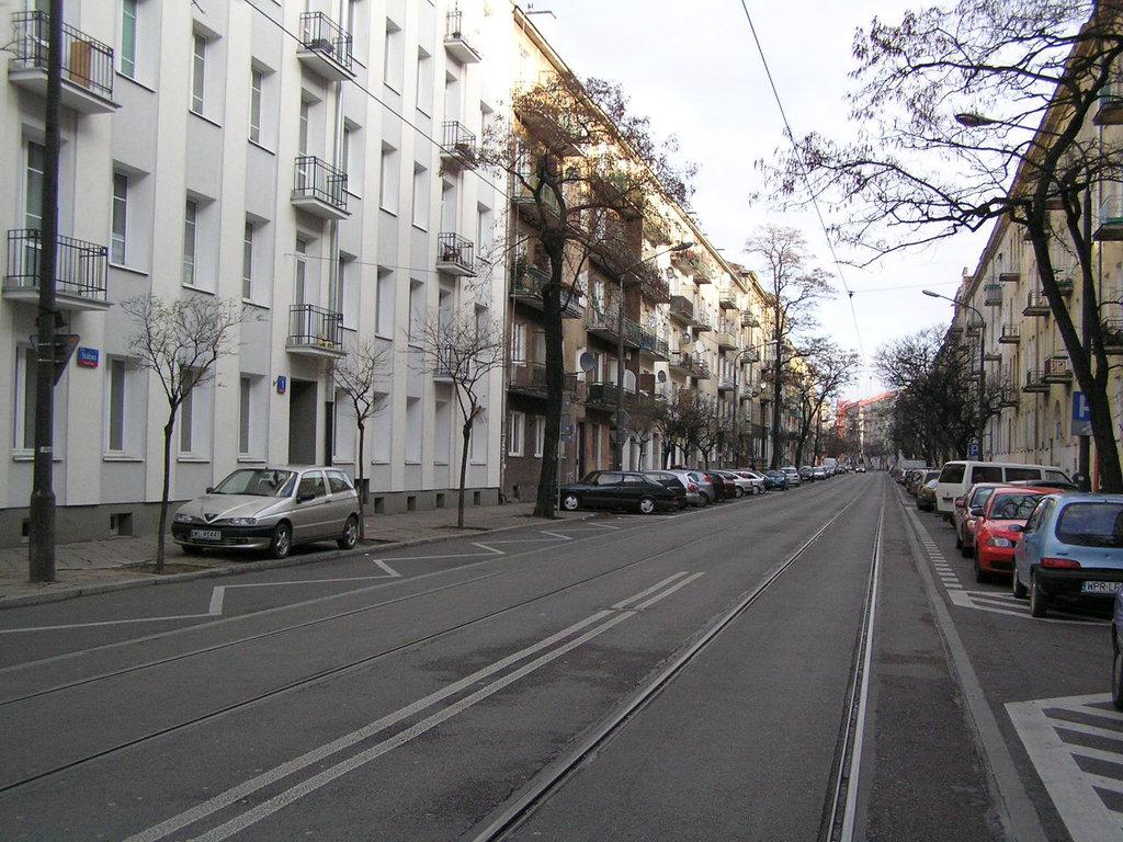 Ulica Stalowa wWarszawie