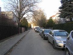 Ulica Jana Styki wWarszawie