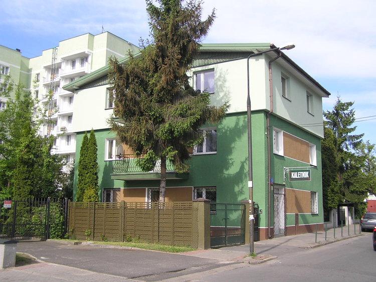 Sulejkowska 37 wWarszawie