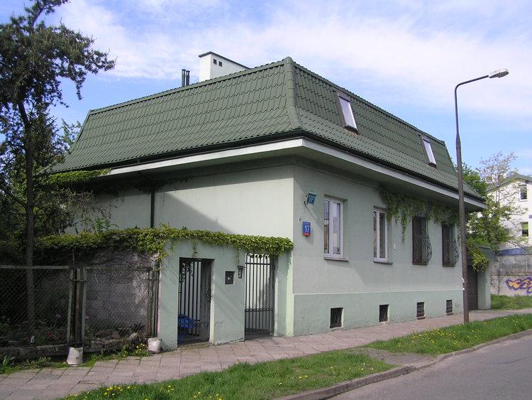 Sulejkowska 17 wWarszawie