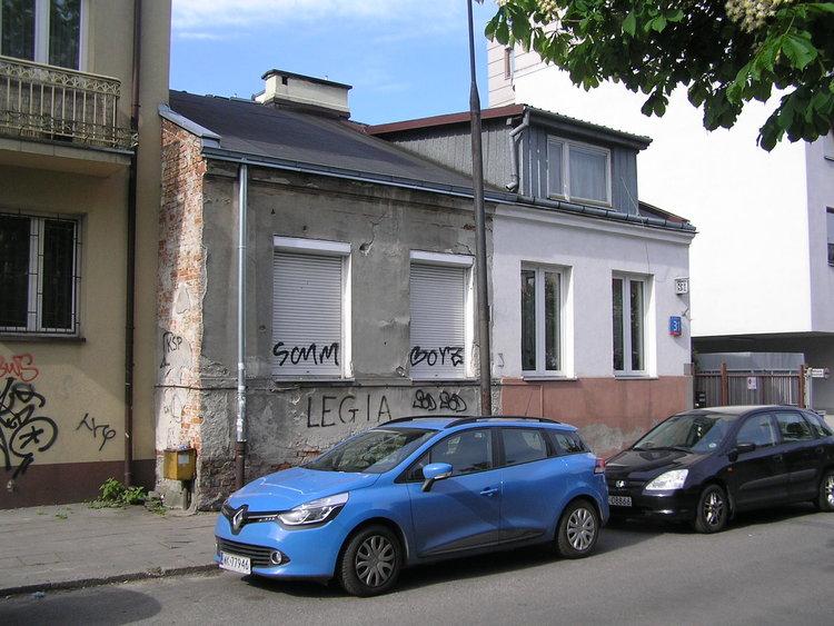Sulejkowska 31 wWarszawie