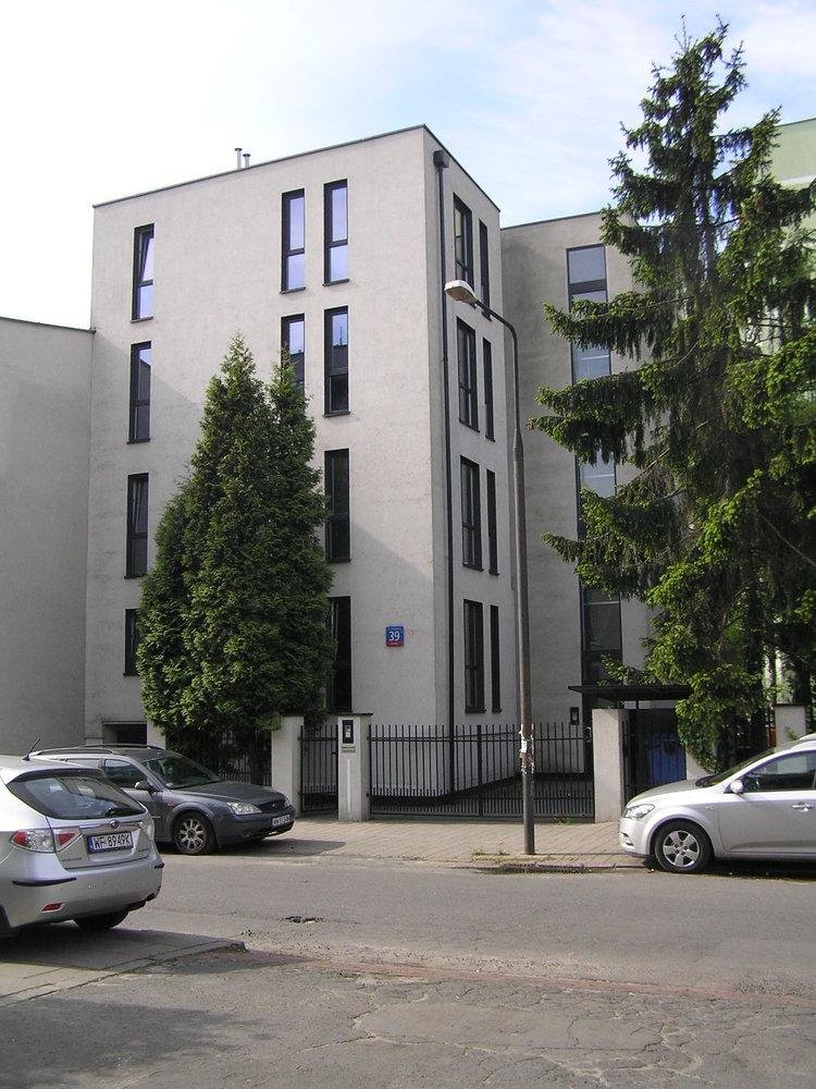 Sulejkowska 39 wWarszawie